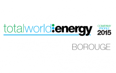 Total World Energy Magazine: Hyperion's Advert on 'Borouge 3' project