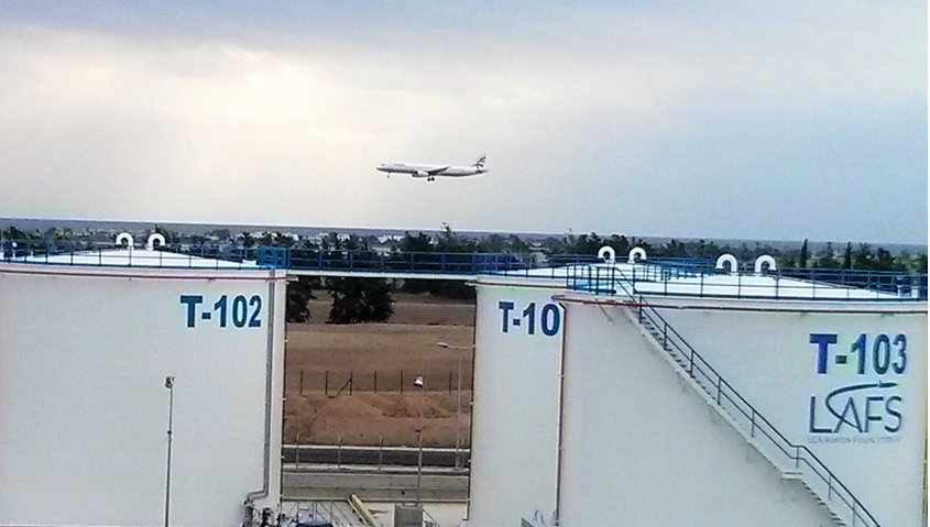 Hyperion Energy successfully commissions the LAFS Larnaca Airport terminal project
