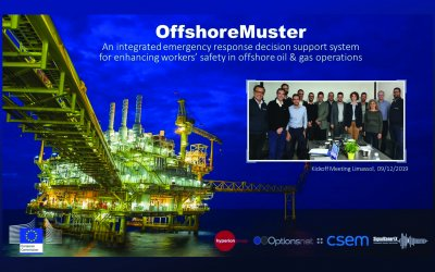 OffshoreMuster kicks off