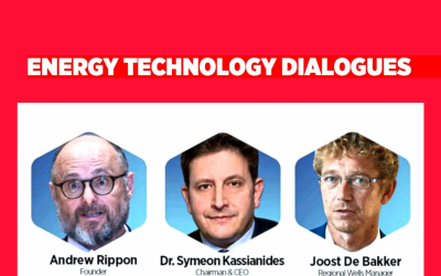 Participation in the Gulf Intelligence Energy Technology Dialogues Webinar