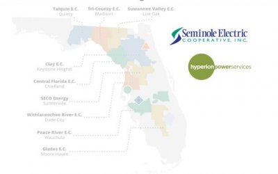 Hyperion Power selected to be Owner's Engineers for new Power Plant by Seminole Electric