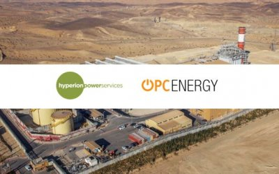 Hyperion Power provides performance analysis consulting to OPC Energy, Israel