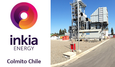 Hyperion Power provides specialized Forensic Engineering Services to Inkia Energy Chile